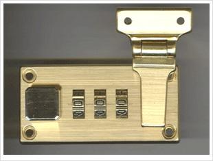 錠前サイズ 30mm×65mm