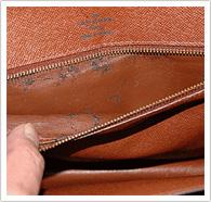 バッグ内袋の交換