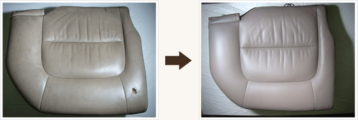 Seat2 beforeafter