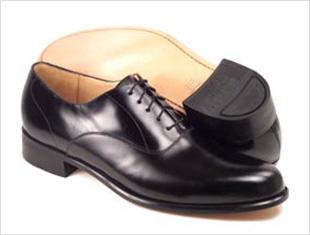 紳士靴オールソール交換