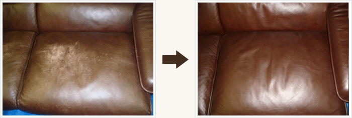 ソファーの補修2