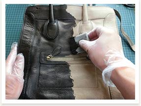 Step2:脱脂作業